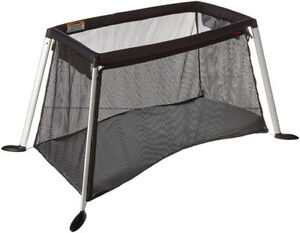 Phil and Teds Traveller Crib, Black