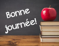 French Tutor (elementary, middle or high school, adult sessions)
