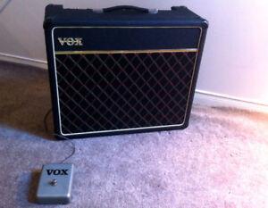 Vintage Vox amp. 1970s Era