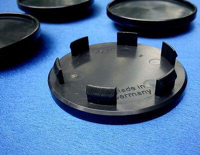 4x Nabenkappen Nabendeckel Felgendeckel Träger 65,0 mm  56,5 mm schwarz 45049 gebraucht kaufen  Jena