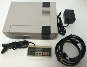 Nintendo Entertainment System Console/Mini Console w/Controller