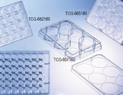 96 Well Tissue (***Sterile* Greiner Tissue Culture 96-well Plates w/lid Flat Bottom)