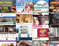 Web Developer / Web design / Graphic Designer 20+ yrs experience