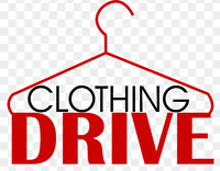 Clothing drive  for Perfect Storm Athletics Cheer
