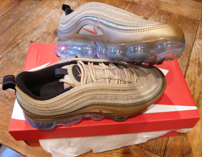 new styles 2b301 50499 Nike Air Vapormax 97 - Blur, Vintage Coral & Anthracite | in Paisley,  Renfrewshire | Gumtree