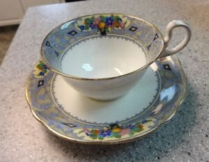 Vintage Bone China Cup & Saucer by Aynsley ~ England