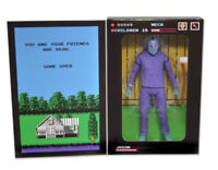 NECA Friday the 13th SDCC Exclusive NES Jason Video Game Figure
