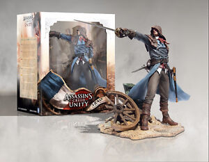 Arno: The Fearless Assassin 24cm tall