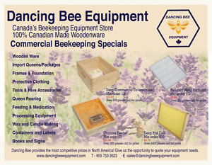 Bee Keeping Equipment Supplies - Commercial Specials St. John's Newfoundland image 2
