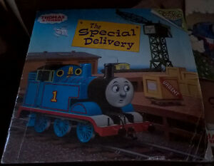 6 Thomas the Train books