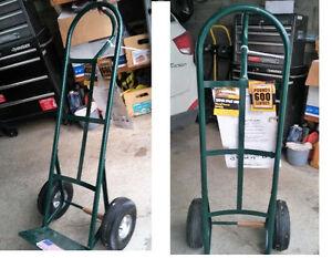 BRAND NEW : Industrial Strength Super Steel Hand Truck 600LB