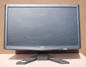 Acer x183H Flat-screen LCD Monitor