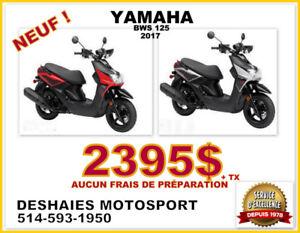 yamaha,scooter,bws,bws125,vespa,