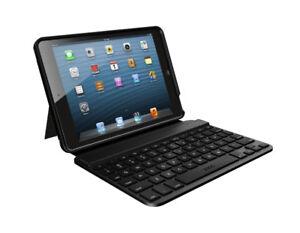 ZAGG FOSBSLBLK103 ZAGGkeys MINI 7 Case/Keyboard for iPad mini