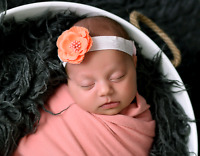 Newborn photo shoot at your home