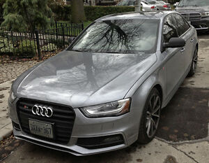 2015 Audi S4 Technik, Black Optics, Sport Diff, 160k ExtWarranty