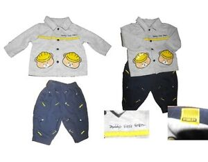 "Adorable ""Daddy's Little Helper"" Outfit by Stanley - 2 Piece"