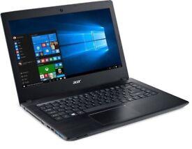 Acer Aspire E-14 (E5-475) Laptop, Intel Core i3-6006U 2GHz, 8GB DDR4, 1TB HDD