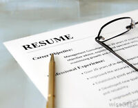 Resume Building: Land that Interview Now!