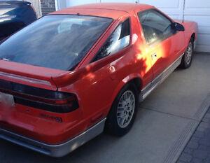 1990 Chrysler Daytona Turbo