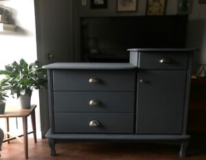 FREE DELIVERY - Refinished Dresser/Cabinet - MUST SEE