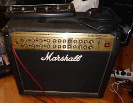 MARSHALL AVT VALVESTATE 150 COMBO AMP