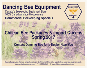Bee Keeping Equipment Supplies - Commercial Specials St. John's Newfoundland image 1