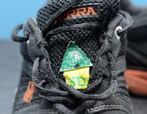 Souliers à cap d'acier taille 8 homme - steel toe shoes size 8 West Island Greater Montréal image 2