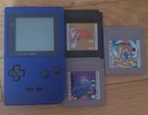 Game Boy Pocket bundle