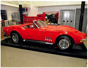 Corvette Stingray 1969 Original