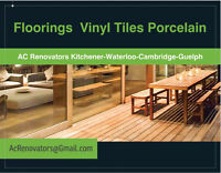 Vinyl Tiles Porcelain - Experienced Installer