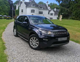 Discovery Sport - Full Leather 7 Seats - 55k miles
