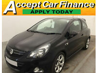 Vauxhall Corsa 1.6i 16v Turbo VXR FINANCE OFFER FROM £51 PER WEEK!