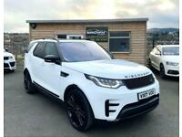 2017 Land Rover Discovery 2.0 SD4 HSE Luxury 5dr Auto