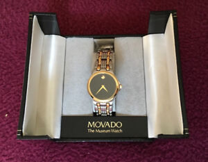 men's Movado Museum watch. Beautiful piece. Only $250
