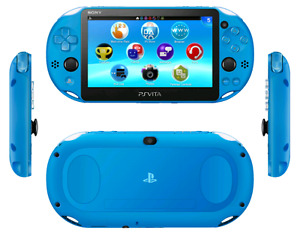 Im looking to purchase a blue PlayStation vita slim