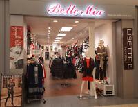 REPRÉSENTANTS DES VENTES Belle Mia Boutique