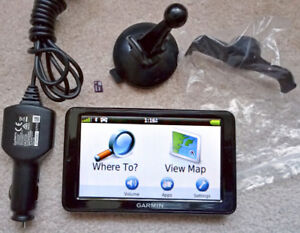 GPS Tomtom, Garmin Nuvi 2595LM Maps EUROPE, NA,AU&NZ 2019 BTooth