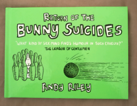 Return of the Bunny Suicides book