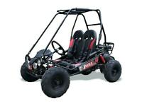 Quadzilla Wolf Junior Kids Off Road Buggy Preorder
