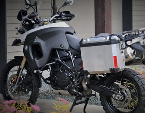 BMW F800GS ADVENTURE/EXPEDITION