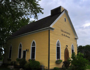 Gorgeous renovated church for rent, near bayfield ON