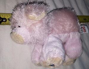 Plush Webkniz Ganz Pink Pig Toy