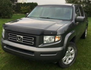 2007 HONDA RIDGELINE EX-L One Owner! Certified and E-tested