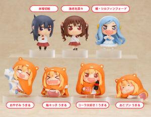 Brand new Himouto! Umaru-chan Trading Figures complete box set