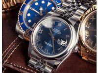 Rolex & AP watches. Genuine only !