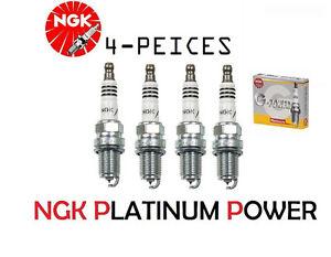 NGK G-Power BKR6EGP Platinum Spark plugs NEW in package 4pcs