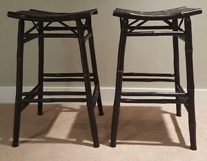 Bar stools set of 2
