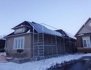 Solar panels microFIT & Net Metering programs Kingston Kingston Area image 9