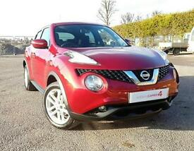 2015 65 Nissan Juke 1.2 DIG-T ( s/s ) N-Connecta 5 DOOR PETROL MANUAL